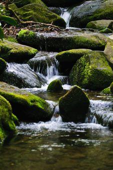 Free Spring Water Royalty Free Stock Photos - 9912338