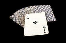 Free Playing Cards Stock Photography - 9914792