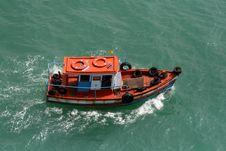 Free Leam Chabang Port Stock Photo - 9914840