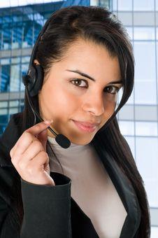Free Customer Service Royalty Free Stock Image - 9915696