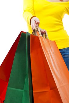 Free Shopping Stock Image - 9915731