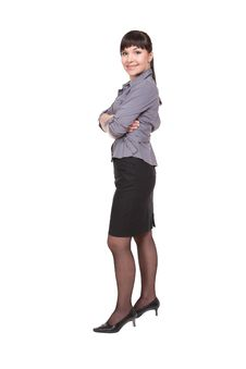 Free Young Businesswoman Stock Photos - 9916213