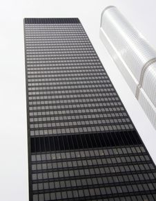 Free Skyscrapers Modern Architecture Royalty Free Stock Image - 9916386