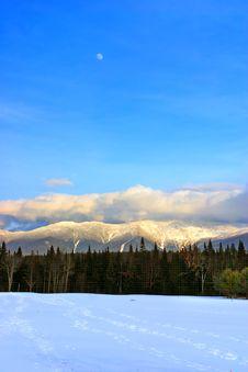 Free Bretton Woods, New Hampshire Stock Image - 9917091