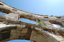 Free Colosseum In Europe Royalty Free Stock Photo - 9918515