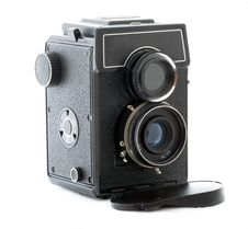 Free Old Camera Royalty Free Stock Photography - 9918727