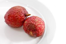 Free Fresh Lychee Series 03 Royalty Free Stock Photography - 9918997