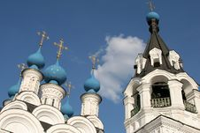 Free Trinity Church And Bell Tower In Murom, Russia Stock Photo - 9919040