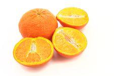 Free Oranges Royalty Free Stock Image - 9919446