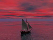 Free Calm, Sky, Sailboat, Sail Royalty Free Stock Photo - 99199045