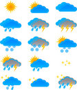 Free Weather Icons Stock Photos - 9925983