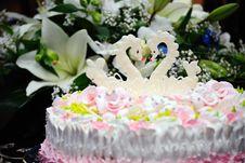 Free Wedding Pie Stock Image - 9920521