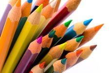 Free Color Pencils Stock Photos - 9921973