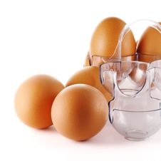 Free Eggs Stock Images - 9922294