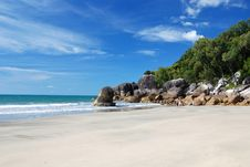 Hinchinbrook Island Royalty Free Stock Images