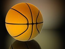 Free Basketball Stock Image - 9923131