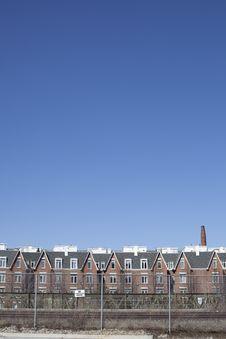Free Suburban Homes Stock Image - 9924051