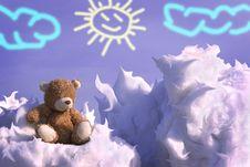 Free Bear Plush Stock Image - 9924321