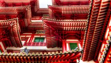 Free Temple Architecture Royalty Free Stock Image - 9924686