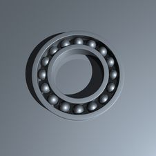 Ball Bearing Stock Photo