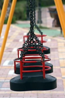 Free Swings Stock Photography - 9925262