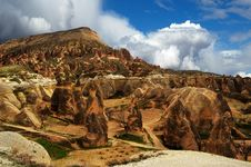Free Cappadocia, Turkey Royalty Free Stock Photos - 9926048