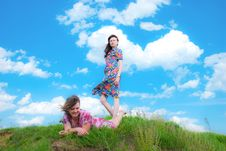 Free Summer Dreams Stock Photography - 9927072