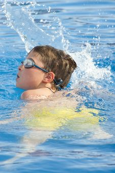 Free Swimming Stock Images - 9927514
