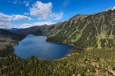 Free Mountain Lake Stock Image - 9927571