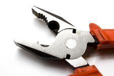 Free Pliers Stock Image - 9927931