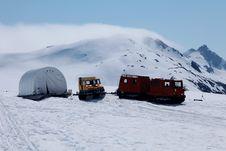 Free Snow Vehicles Stock Photography - 9928172