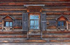 Free Old Windows Royalty Free Stock Photos - 9928448