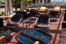 Free Lounge Area Royalty Free Stock Image - 9929826