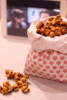 Free Popcorn, Food, Snack, Vegetarian Food Stock Photo - 99211600