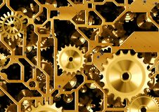 Free Yellow, Metal, Design, Pattern Royalty Free Stock Photography - 99212067