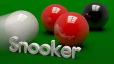 Free Billiard Ball, Snooker, Indoor Games And Sports, Eight Ball Stock Image - 99227571