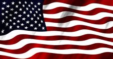 Free Flag, Flag Of The United States, Pattern, Line Stock Photography - 99227782