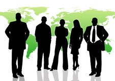 Free Social Group, Silhouette, Standing, Human Behavior Royalty Free Stock Image - 99268186