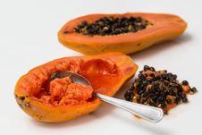 Free Food, Fruit, Papaya, Superfood Stock Photos - 99276653