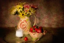 Free Still Life, Painting, Still Life Photography, Flower Stock Photos - 99281883