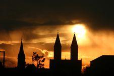 Free Sky, Landmark, Skyline, Atmosphere Stock Photography - 99282992