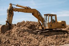 Free Bulldozer, Soil, Construction Equipment, Construction Stock Photos - 99284953