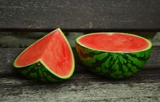 Free Watermelon, Melon, Cucumber Gourd And Melon Family, Citrullus Royalty Free Stock Photos - 99287658