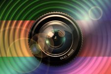 Free Camera Lens, Lens, Close Up, Photography Royalty Free Stock Photo - 99289405