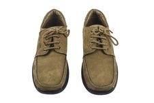 Free Footwear, Khaki, Brown, Shoe Royalty Free Stock Image - 99289666