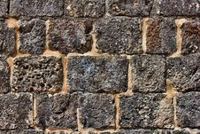 Free Wall, Stone Wall, Brick, Cobblestone Stock Images - 99289754