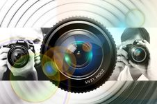 Free Camera Lens, Lens, Photography, Cameras & Optics Stock Photos - 99289863