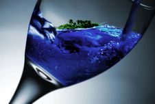 Free Water, Blue, Cobalt Blue, Purple Stock Image - 99295911