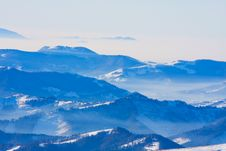 Free Carpathian Mountains Royalty Free Stock Images - 9930349