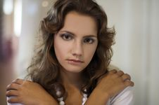 Free Young Woman Stock Image - 9931181